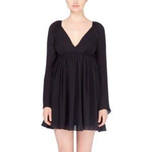 Catherine Malandrino Linnea Silk Shift Dress sz 8